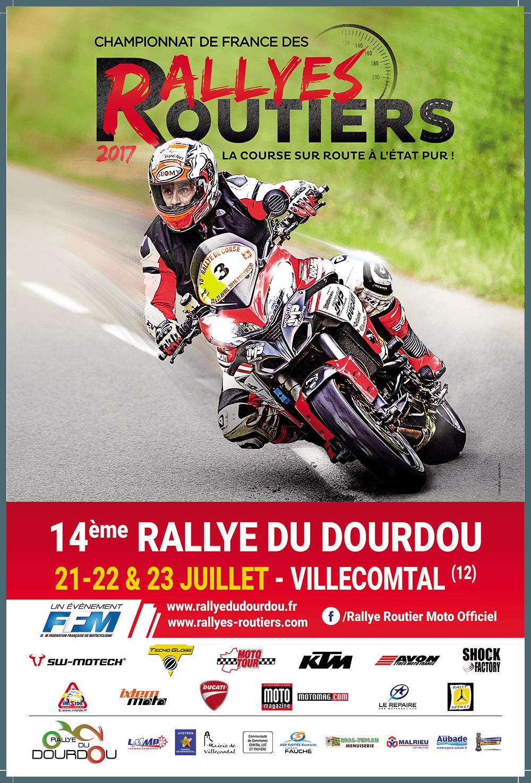 Affiche-Rallye-du-Dourdou-2017 14ème Rallye du Dourdou