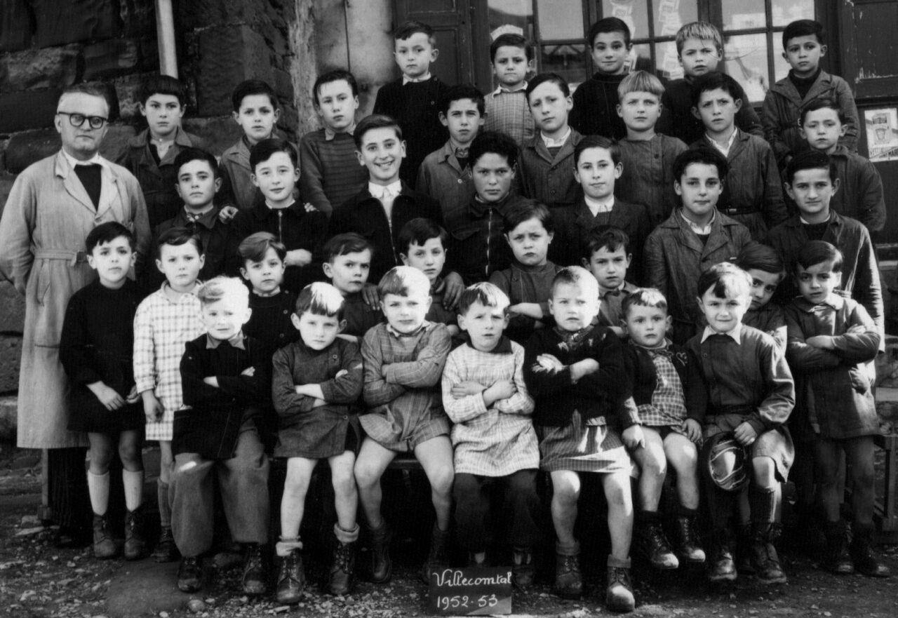 1952-1953 Villecomtal