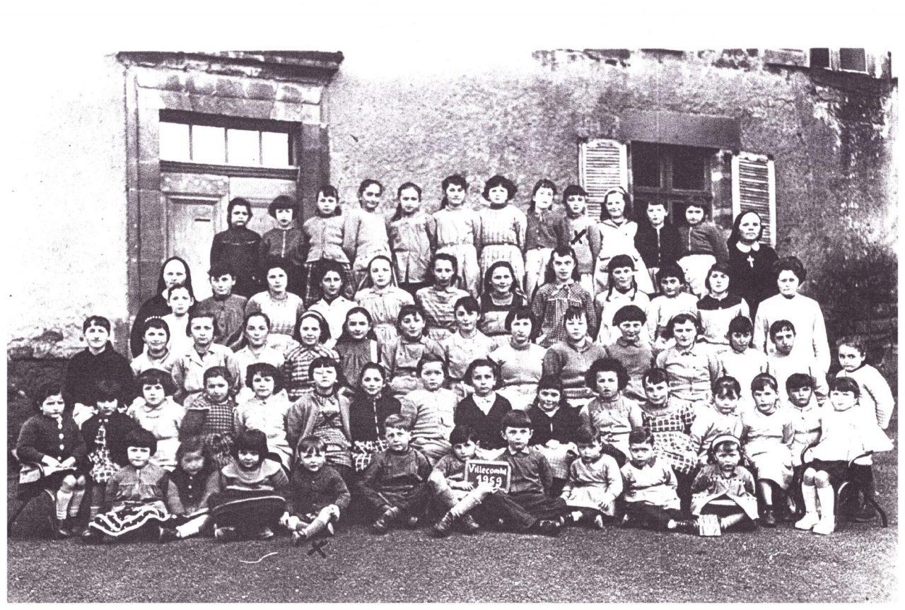 1959-1960 Villecomtal