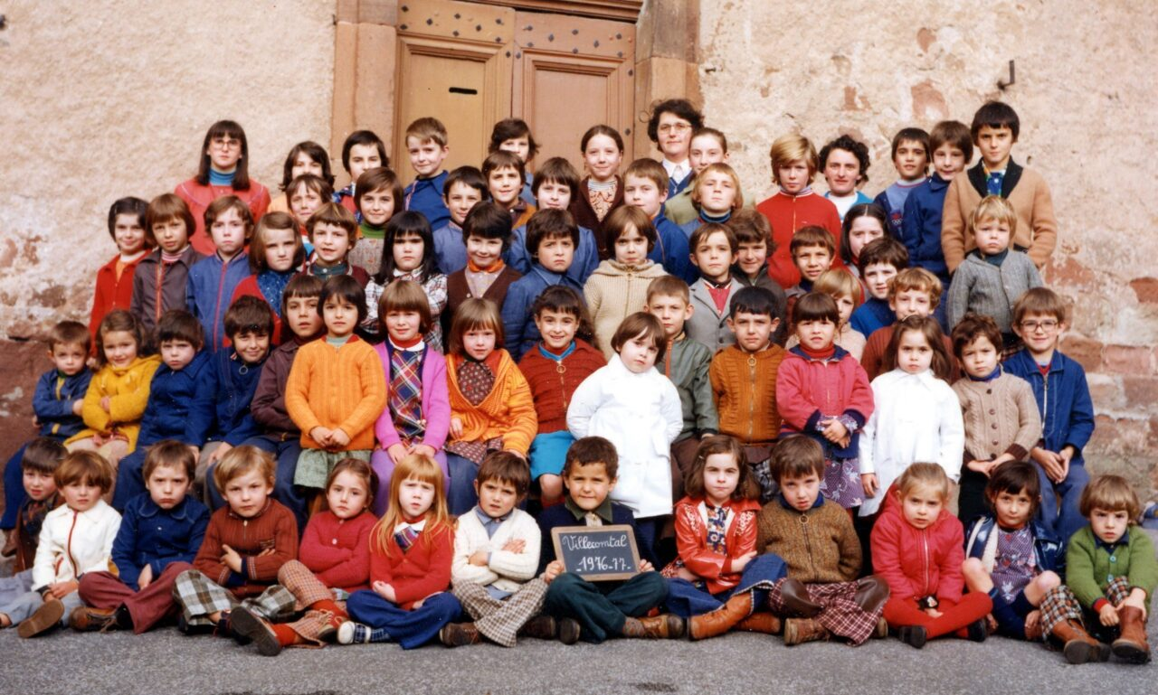 1976-1977 Villecomtal