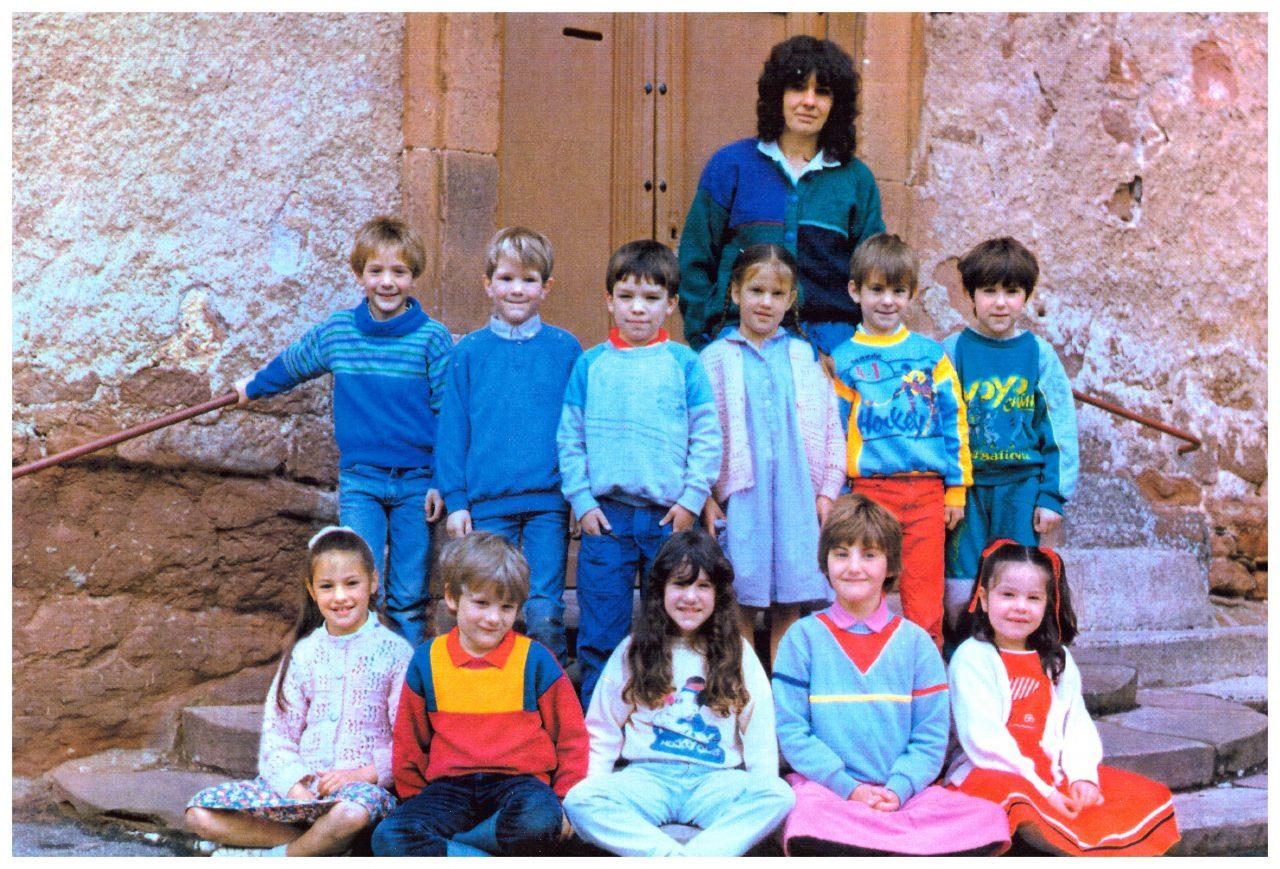 1985-1986 Villecomtal