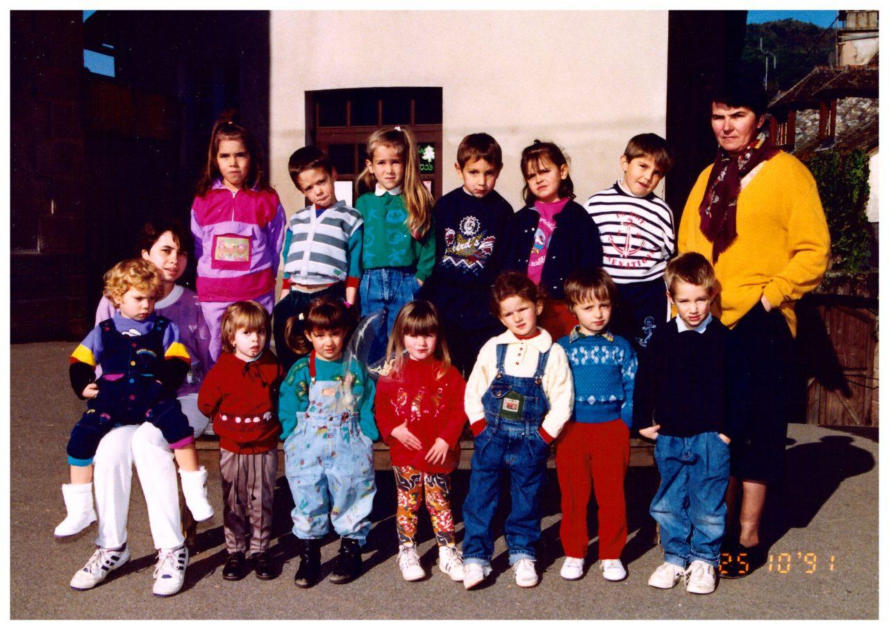 1991-1992 Villecomtal