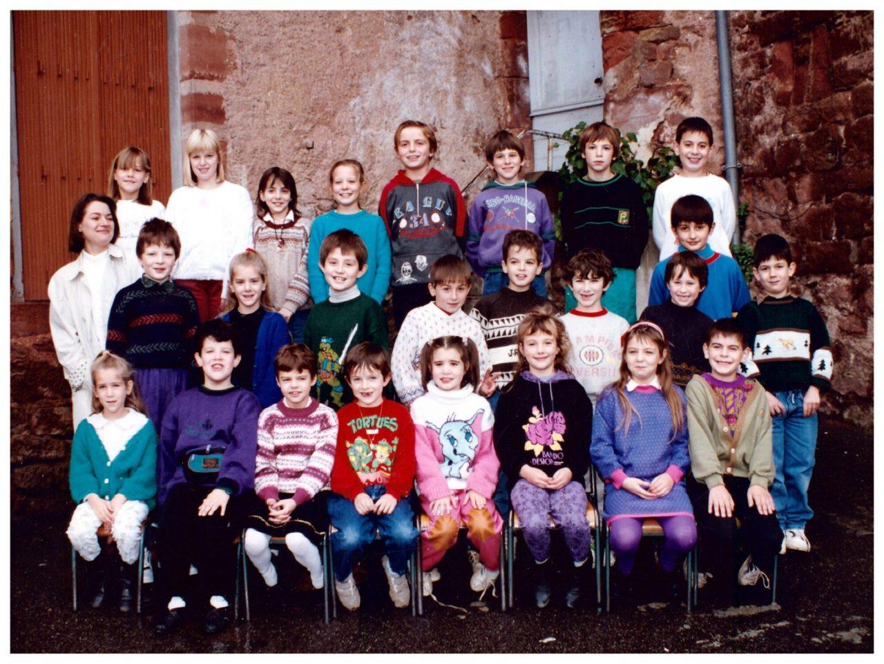 1992-1993 Villecomtal