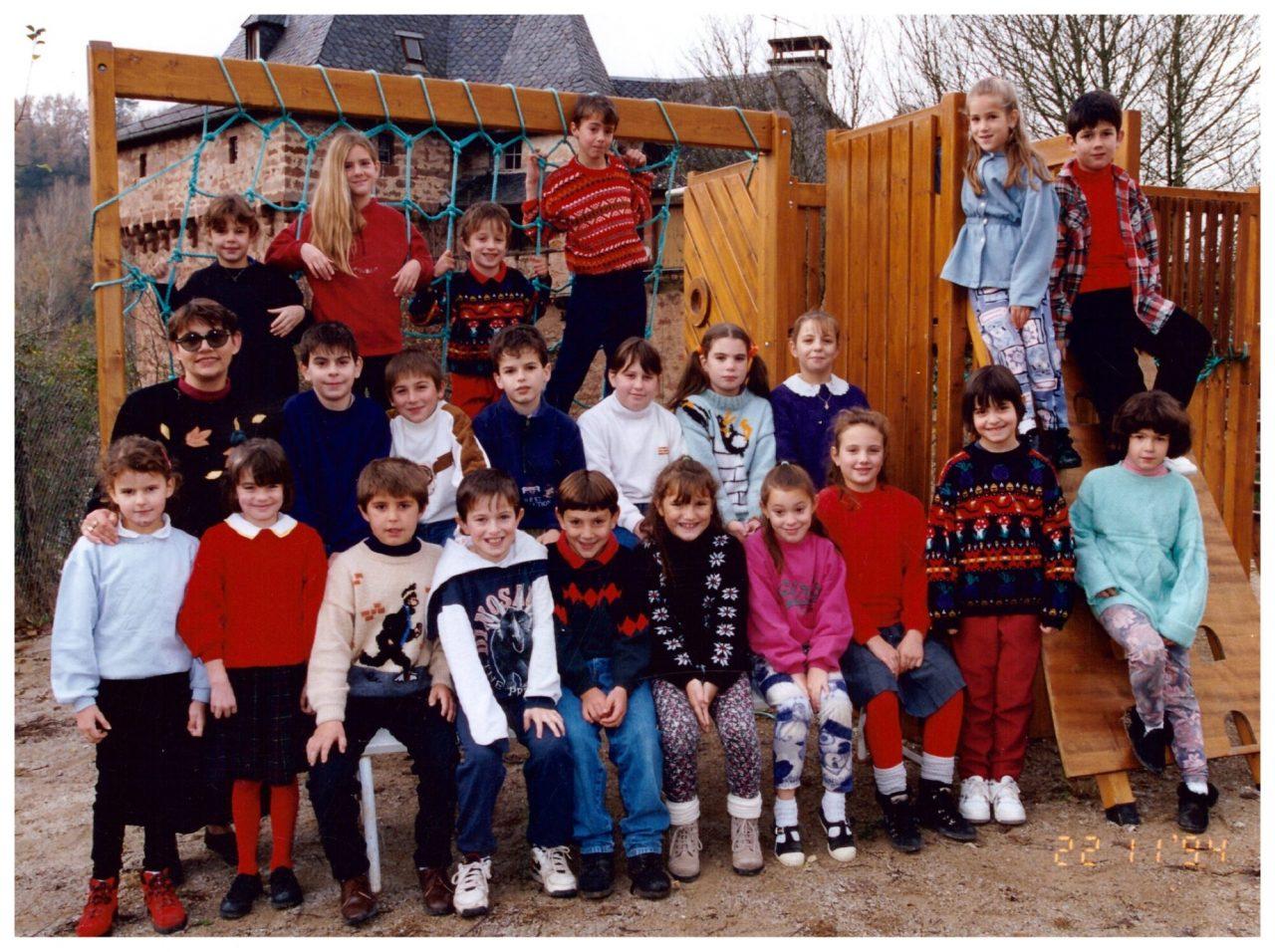 1994-1995 Villecomtal