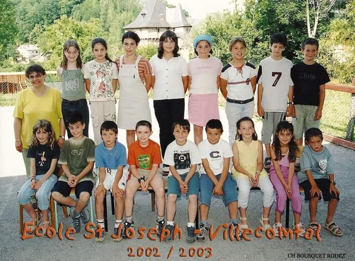 2002-2003 Villecomtal