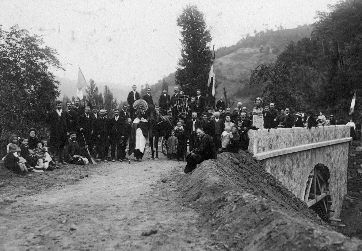 Pont de la République - 15/09/1912
