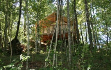 Glamping Terre-Rouge