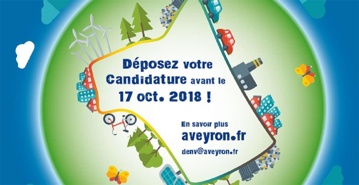 Prix départemental de l'environnement 2018 - Aveyron