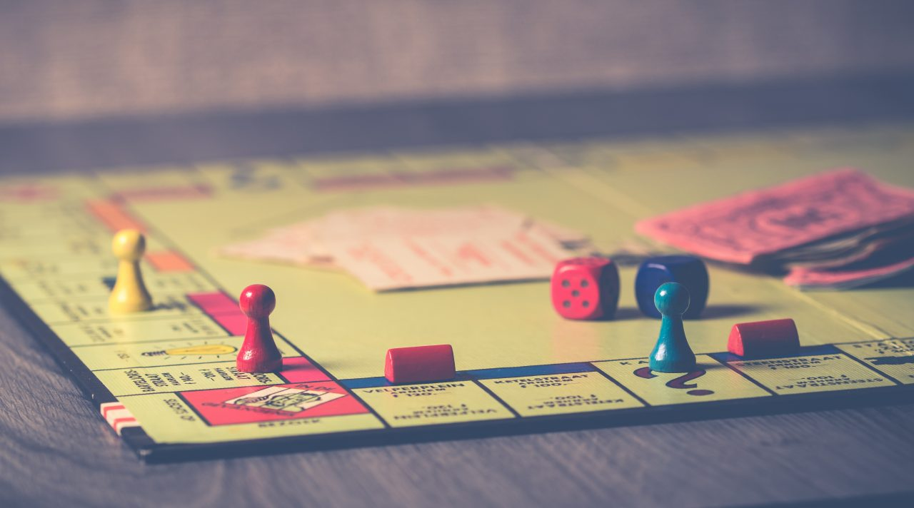 Après-midi jeux de société