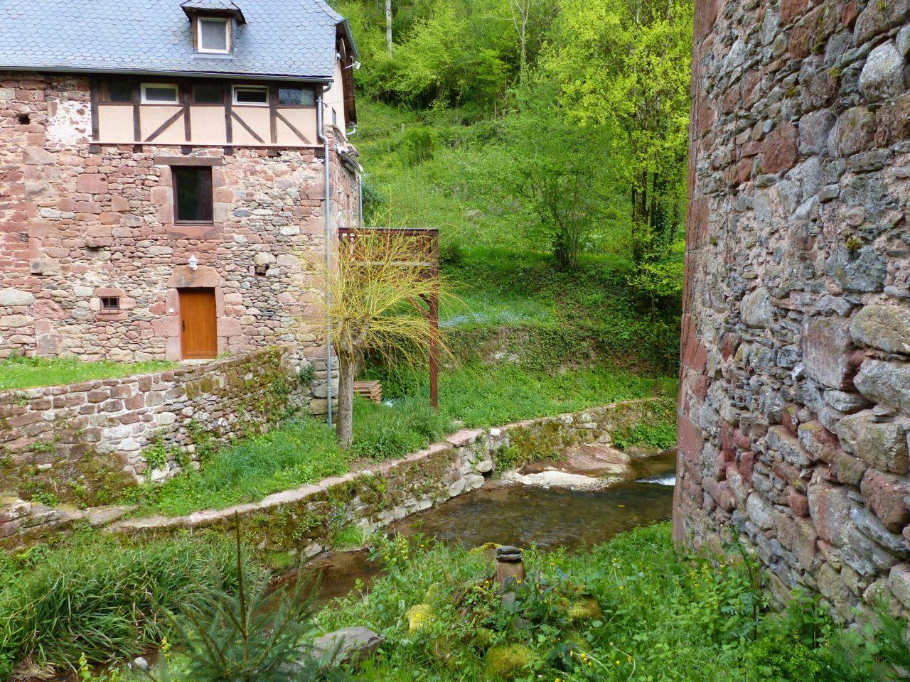 Gîte Mme Leconte - Villecomtal