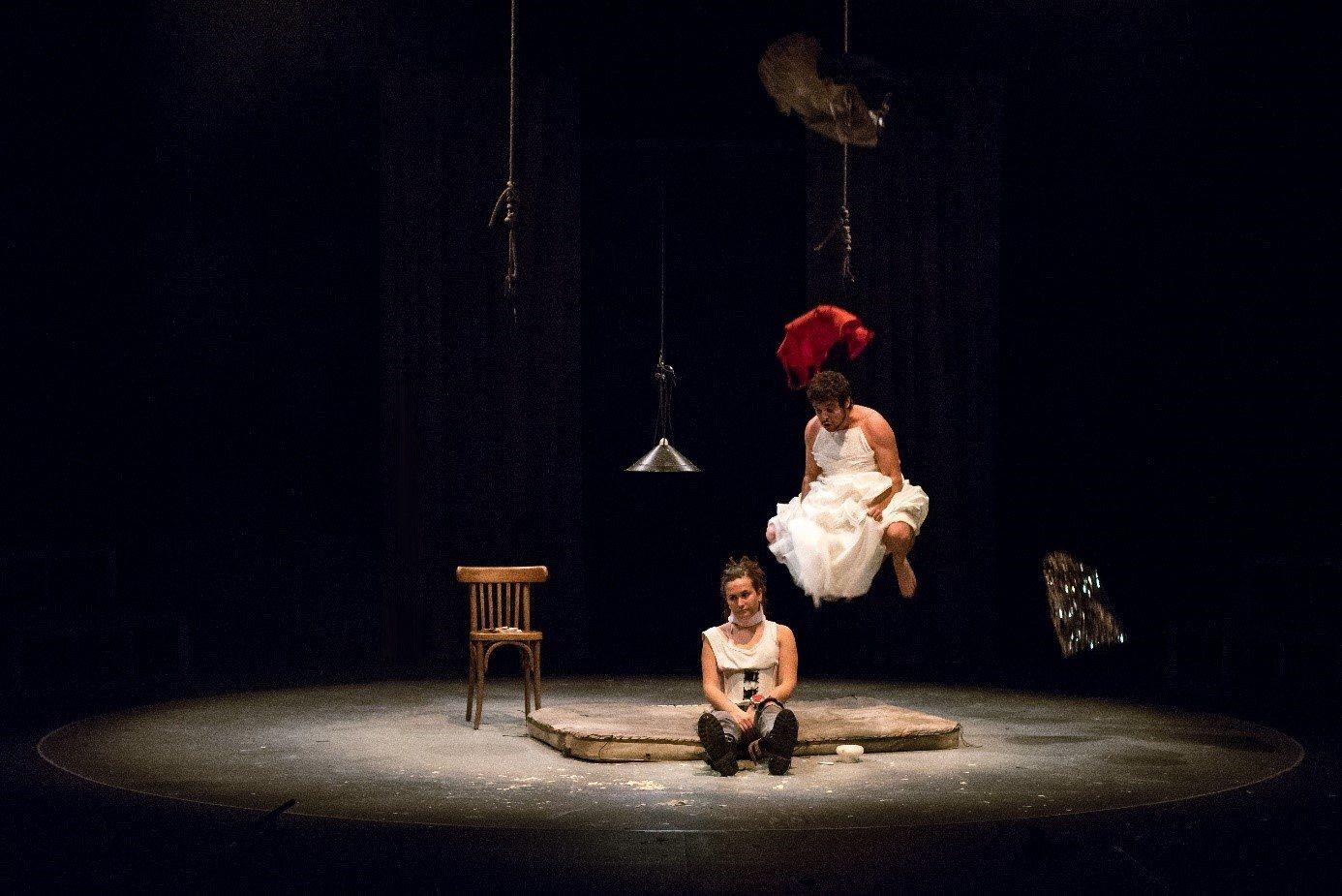 """Théâtre """"Cendrillon"""" par la Compagnie Création Éphémère"""