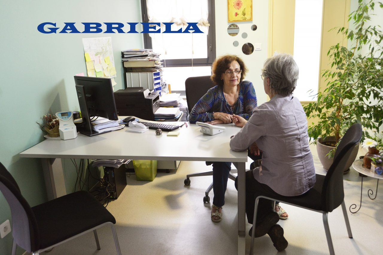 Gabriela Anastasiu Docteur