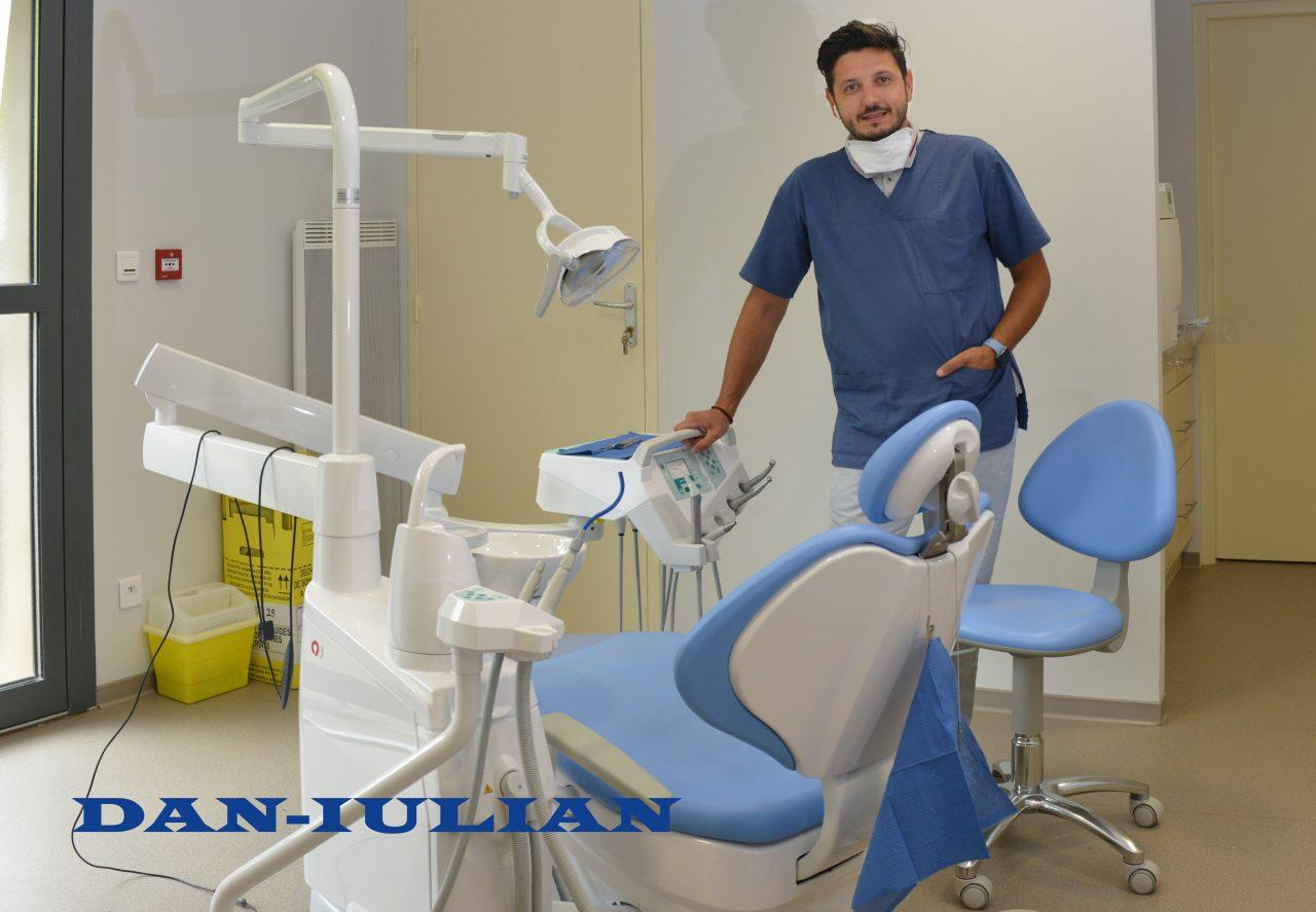 Dan Iulian Anastasiu Dentiste