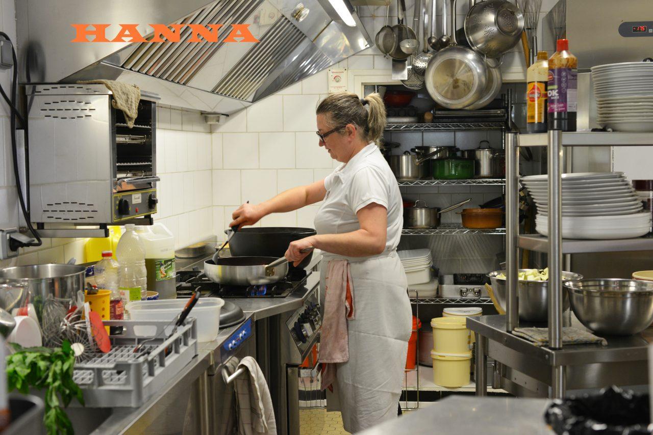 Hanna Cavalier Bar Brasserie Snack