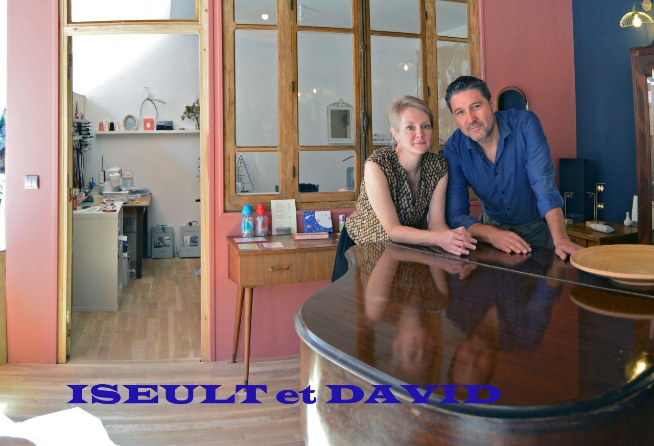 Iseult Nicolas et David Basire, La Fabrique du Rougier
