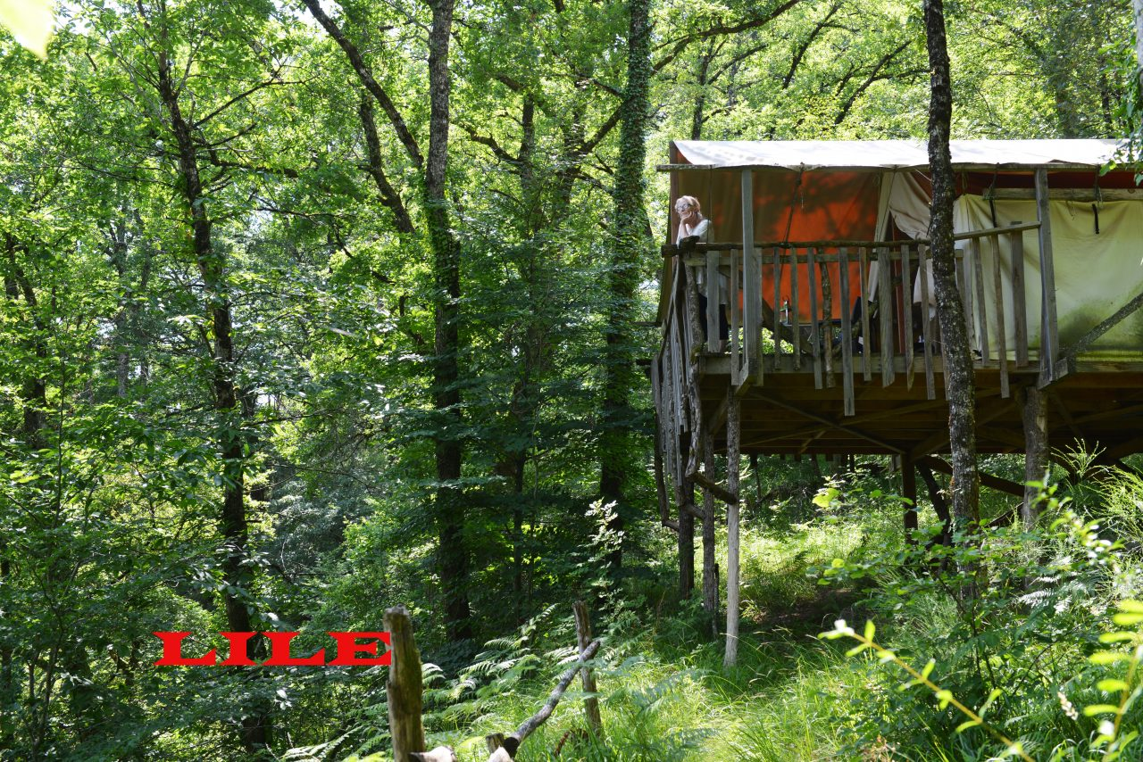 Lile glamping Terre Rouge