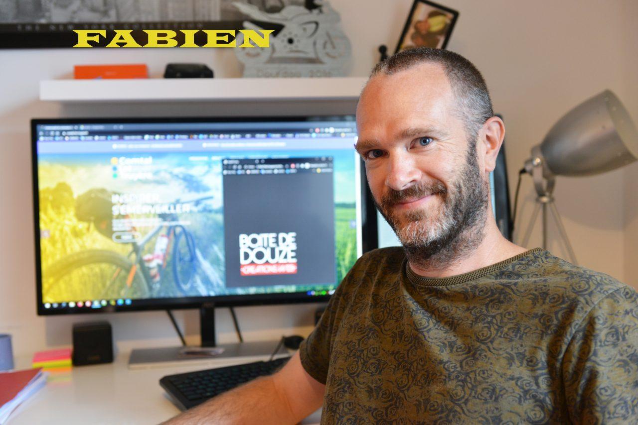 Fabien Burg webdesigner Boîte de 12